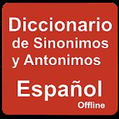 Sinónimos y Antónimos Offline