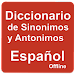 Sinónimos y Antónimos Offline Icon