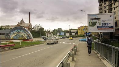 Photo: Turda - Str. Stefan cel Mare la intersectie cu Piata Romana - 2019.05.16