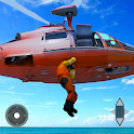 Real Helicopter Rescue Sim 3D - Helicopter Pilot icon