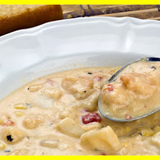 Mixed Shellfish Chowder