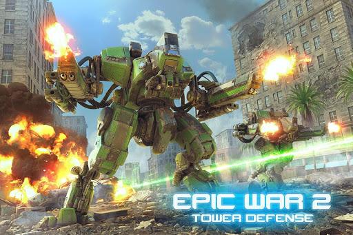 Epic War TD 2