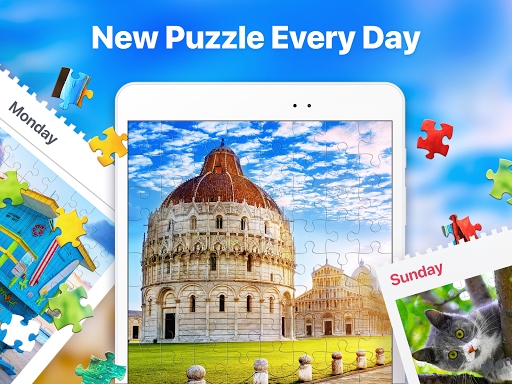 Jigsaw Puzzles screenshot 14