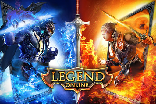 Legend online - Pocket Edition