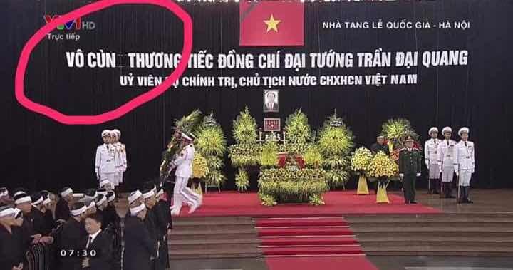 Hồn ông Quang giựt rớt chử G, ông muốn nói gì?