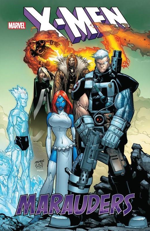X-Men: Marauders (2018)