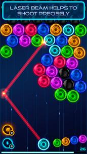 Magnetic balls 2: Neon 1.316 Mod + APK + Data UPDATED 2