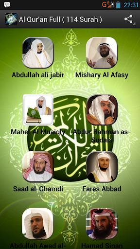 Al-Qur'an Full 114 Surah