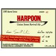 Logo of Harpoon 100 Barrel Series Union Street Revival Ale