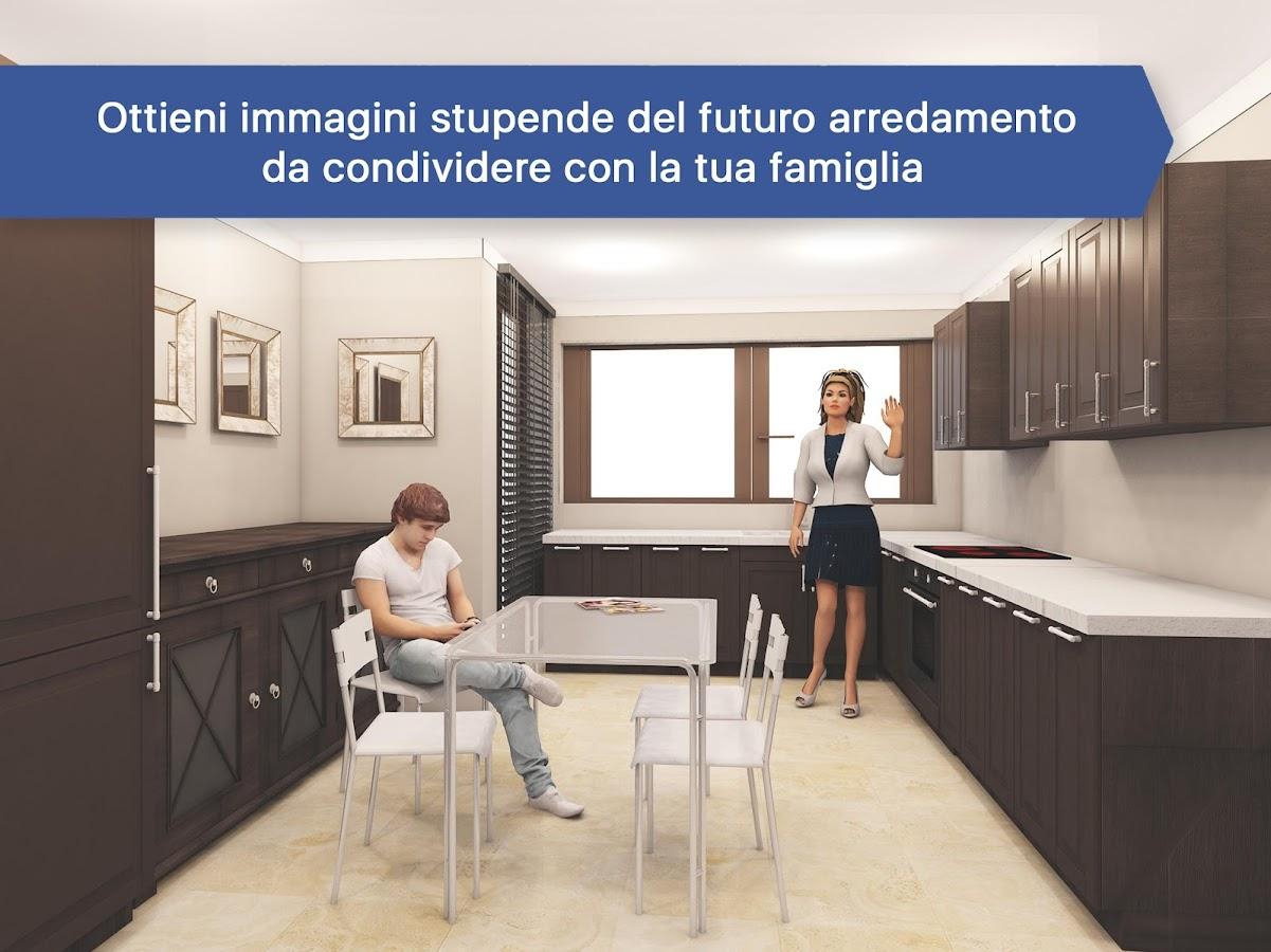 3D Cucina designer per IKEA: planner iCanDesign - App Android su ...