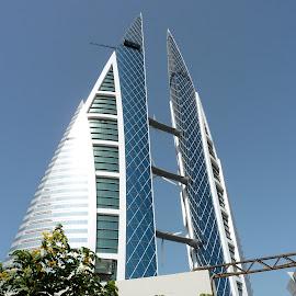 Bahrain by Beh Heng Long - Buildings & Architecture Architectural Detail ( bahrain )