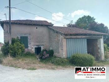 maison à Nanteuil-Auriac-de-Bourzac (24)