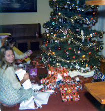 Photo: Love that all the presents are doll sized.  Awesome!
