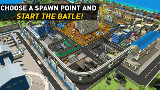 Pixel Danger Zone: Battle Royale modavailable screenshots 3