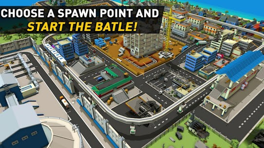 Pixel Danger Zone: Battle Royale Mod Apk Download For Android and Iphone 3