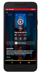 Free Movies 2019 - HD Movies Free Screenshot
