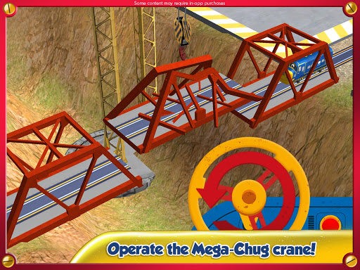 Chuggington Ready to Build screenshot 9