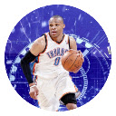 Russell Westbrook Popular HD New Tabs Theme