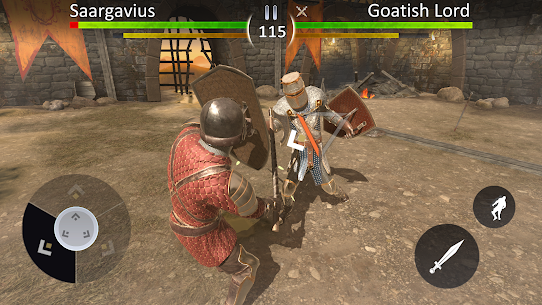 Knights Fight 2: Honor & Glory mod apk download for android 2