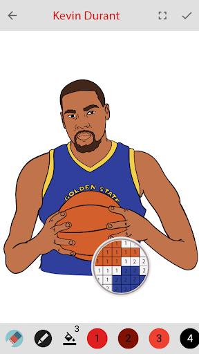 Pixel Art Basketball Sandbox 3D 1.11 screenshots 1