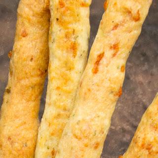 Shortbread Cheese Straws & Pretzels Recipe