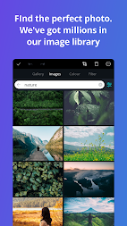 Canva: Graphic Design & Logo, Poster, Video Maker APK screenshot thumbnail 6