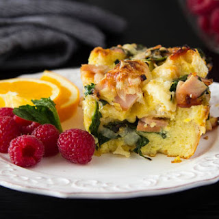Easy Breakfast Casserole.