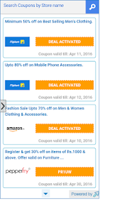 Coupons For U- screenshot thumbnail