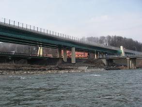 Photo: mostowe skrzyżowania