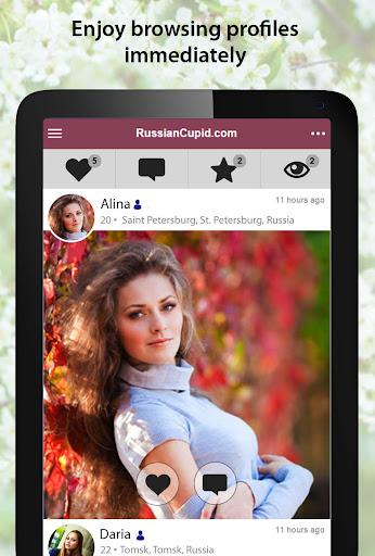RussianCupid - Russian Dating App 3.1.4.2376 screenshots 6