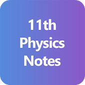 11th Physics Notes Android APK Download Free By Kashyap Class
