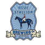 Logo of Blue Stallion Helles