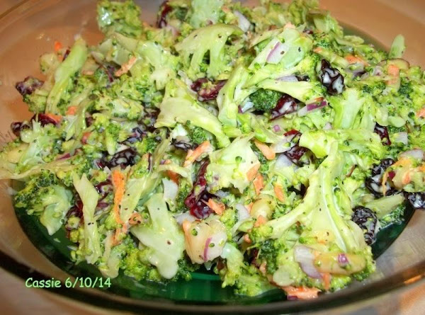The Best Broccoli Slaw Recipe