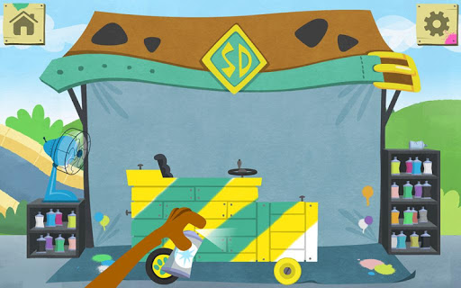 Boomerang Make and Race  screenshots 2