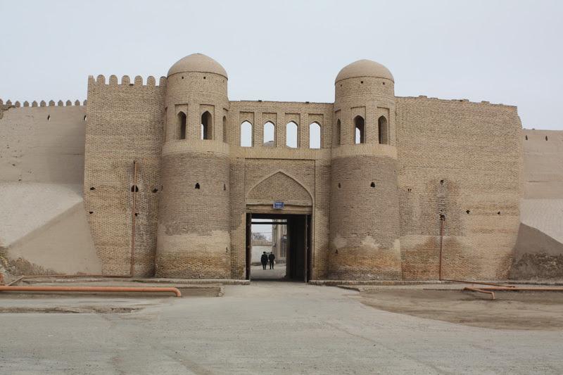город хива узбекистан фото