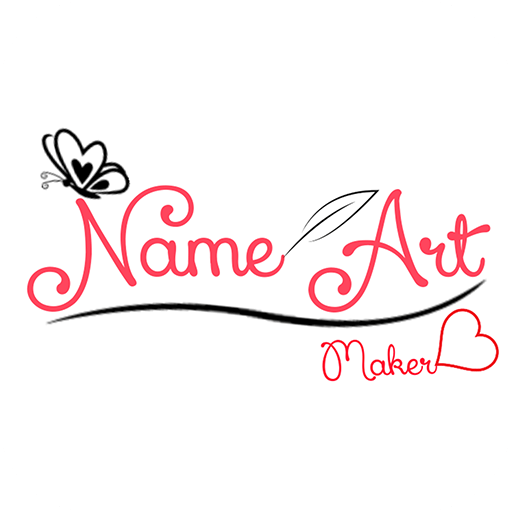 遊戲App|Name Art Maker LOGO-3C達人阿輝的APP