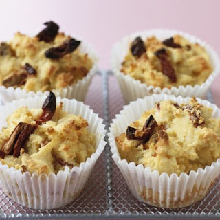 Stone Fruit Muffin Cakes