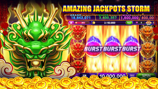 Gold Fortune Casino™ - Free Vegas Slots - screenshot