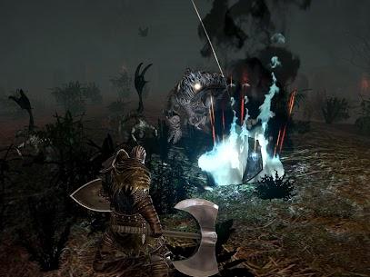 Download Animus Harbinger APK MOD Dark Souls Full Version Unlocked 6