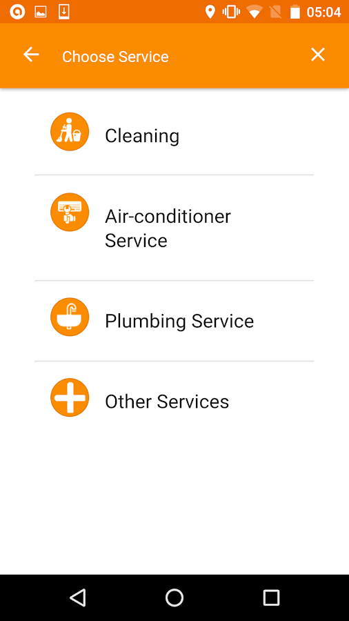btaskee - Cleaning Services- screenshot