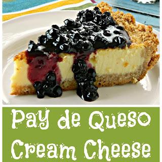 Cream Cheese Pie~ Secret Recipe Club