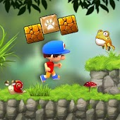 Super Jungle Adventure : Rescue The Princess
