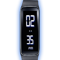 Gear Fit Digital Clock icon