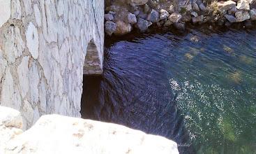 Photo: depuis le pont romain