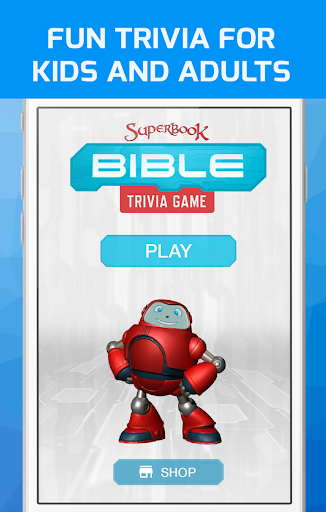 Superbook Bible Trivia Game 1.0.8 screenshots 16