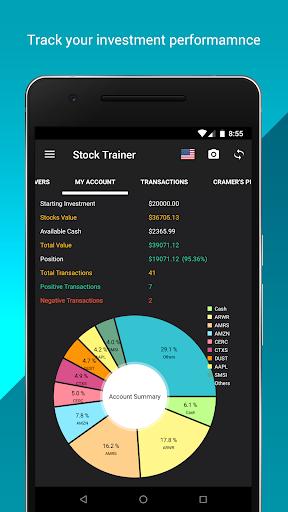 Stock Trainer: Virtual Trading (Stock Markets) screenshot 6