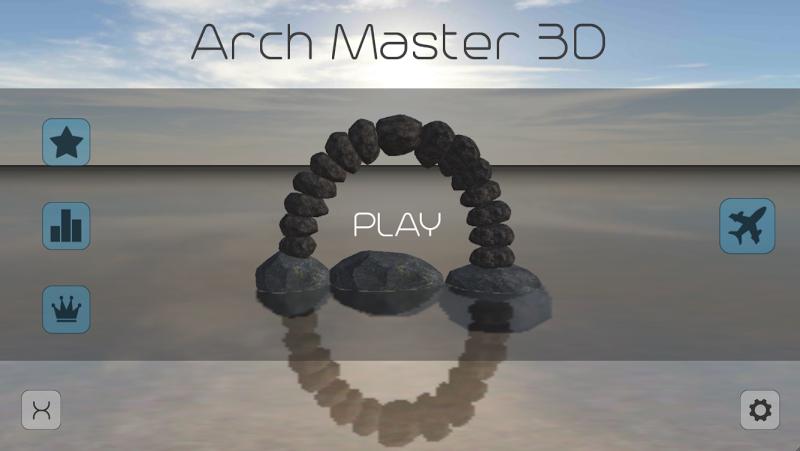 Скриншот Arch Master 3D