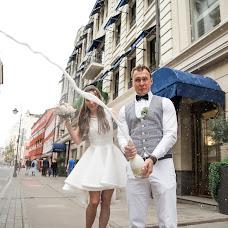Wedding photographer Lena Drobyshevskaya (lenadrobik). Photo of 12.11.2017