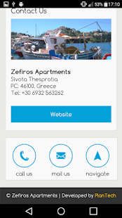 Zefiros Apartments- screenshot thumbnail