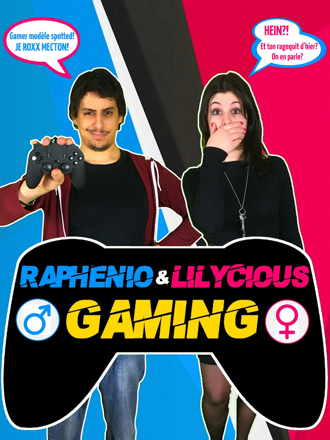 Raph & Lily Gaming- screenshot